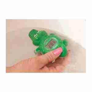 Dreambaby Termómetro para el agua y dormitorio Cocodrilo