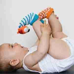 Calcetines Estimuladores Foot Finders BBlüV Naranja