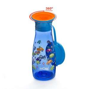 WOW Cup mini vaso Azul