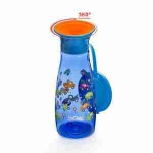 WOW Cup mini vaso Azul