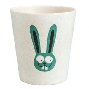 Vaso de enjuague con almacenamiento Jack N 'Jill Bunny