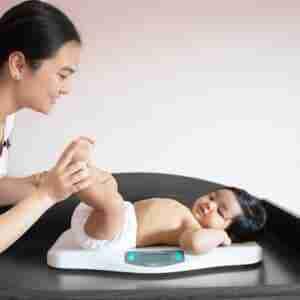 BBlüv Balanza para Bebés Kilö