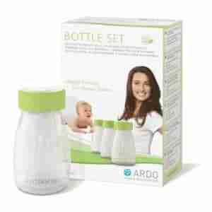 Botellas para Almacenar Leche Materna 150 ml Ardo